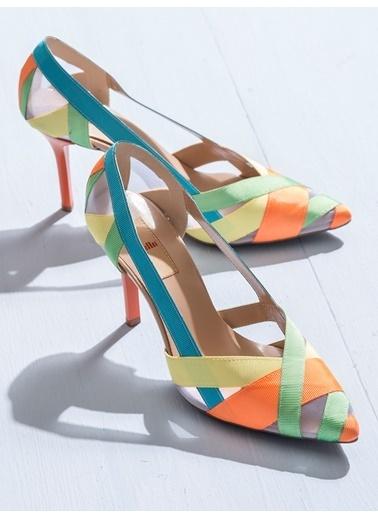 Elle Ayakkabı Renkli